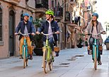 3.5-hour Barcelona, Montjuic Hill, and Gothic Quarter E-Bike Tour