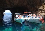 Full Day Mykonos South Coast Cruise with Lunch