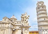Pisa and Piazza dei Miracoli Half-Day Tour from Florence