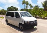 Cancun Hotel-Airport Mini-Van Private One-way transportation