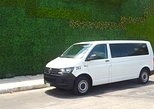 Cancun Airport-Hotel-Airport Private Mini-Van Roundtrip transportation