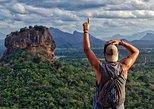 ROCK CLIMBING PIDURANGALA ROCK & SIGIRIYA ROCK FROM NEGOMBO