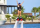 Mexico - Baja California Sur: Best water tour in Cabo, Flyboard inside a protected Marina