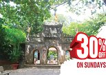 My Son Sanctuary & Marble Mountain Day Trip from Da Nang
