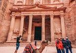3-tägige Tour nach Jordanien, Petra und Wadi Rum ab Tel Aviv