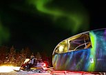 AURORA NEST: Arctic Glass House for Hunting Northern Lights