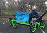 3 Hour Victoria Electric Bike Rental Delivered