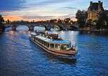 Bistro-Style Seine River Dinner Cruise on board PARIS EN SCENE