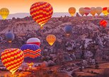 1-Night, 2-Day Cappadocia Tour with Hot Air Balloon Option