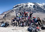 5 Day Kilimanjaro Climbing Marangu Route Trekking