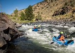 White-Water Inflatable Kayak Trip: Salida Town Run Half-Day