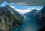 Milford Sound Glacier Flight & Cruise from Wanaka