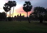 Angkor Sunrise or Sunset Bike Tour