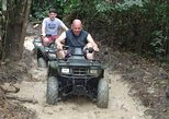 Cave Rafting and ATV Tour from Ambergris Caye