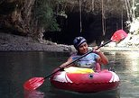 Cave Rafting and Zipline Tour from Ambergris Caye
