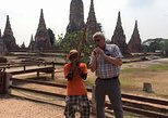Ayutthaya & Summer Palace by Train, Boat & Bike
