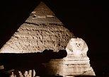 Pyramids Sound and Light Show with Transport