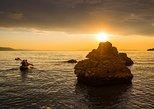 Romantic Sunset Sea Kayaking