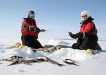 Lapland Ice Fishing Experience by Snowmobile from Luosto