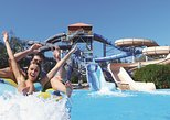 Fasouri Waterpark Adventure Admission Ticket with Transfer from Paphos