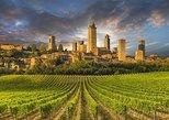 Wine Tasting & Tuscany Countryside including San Gimignano & Volterra