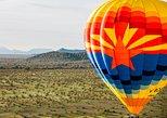 Paseo en globo al atardecer sobre Phoenix. Phonix, AZ, ESTADOS UNIDOS