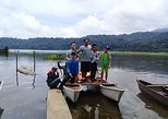 Private Tour Tamblingan Lake Jungle Trekking with Catamaran