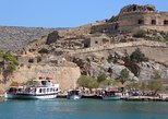 Crete Elounda and Spinalonga Island Cruise Day Trip with BBQ Lunch