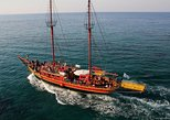 5-hour Crete Pirate Ship Cruise: Sissi, Malia, and Stalis