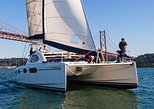 Lisbon Brunch sailing on a Catamaran