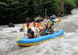 White Water Rafting at Ayung River