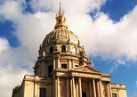 Eiffel Tower district : Food tasting, Invalides and Rodin's gardens