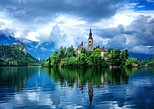 Lake Bled & Ljubljana- 8hrs Small Group Shore Experience from Koper