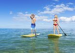 Stand-Up Paddleboard Lesson and Snorkeling in Kaneohe Bay