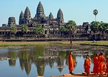 Four-day tour Angkor Wat, Banteay Srey, Beng Melea and Siem Reap discovery