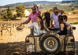 Local Wine and Cava with Tapas and 4WD Vineyard Experience Premium Small-Group from Barcelona