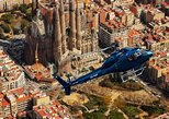 Private Sagrada Familia & Parc Güell Tour with Helicopter Flight