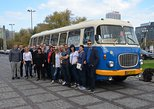 Warsaw City Sightseeing in a Retro Bus