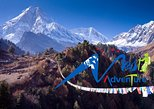 13 Days Manaslu Circuit Trek with NEST Adventure (a local travel company)