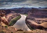 Moab-Kombi-Angebot: Colorado River Rafting und Canyonlands National Park