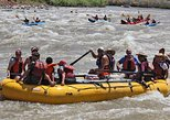 Fisher Towers Rafting Full-Day Trip from Moab