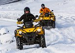 1hr ATV adventure & Northern lights Hunt from Reykjavik