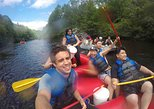 full day poconos whitewater rafting trip