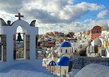 Private Classic Santorini Panorama: Visit the most popular destinations of Santorini!
