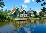 Führung Niederländische Landschaft und Kultur ab Amsterdam einschließlich Zaanse Schans, Edam und Volendam