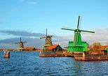 Amsterdam Super Saver: Halbtägiger Ausflug zur Zaanse Schans und A'DAM Lookout