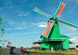 Guided tour to Zaanse Schans including THIS IS HOLLAND & Canal Cruise Amsterdam