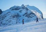 Snowshoe Hike Outside Tromso