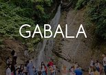 Spend your 1 day inside of Mountain and Forests at Gabala