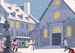 Historical Walking Tour in Old Quebec: Winter Tour